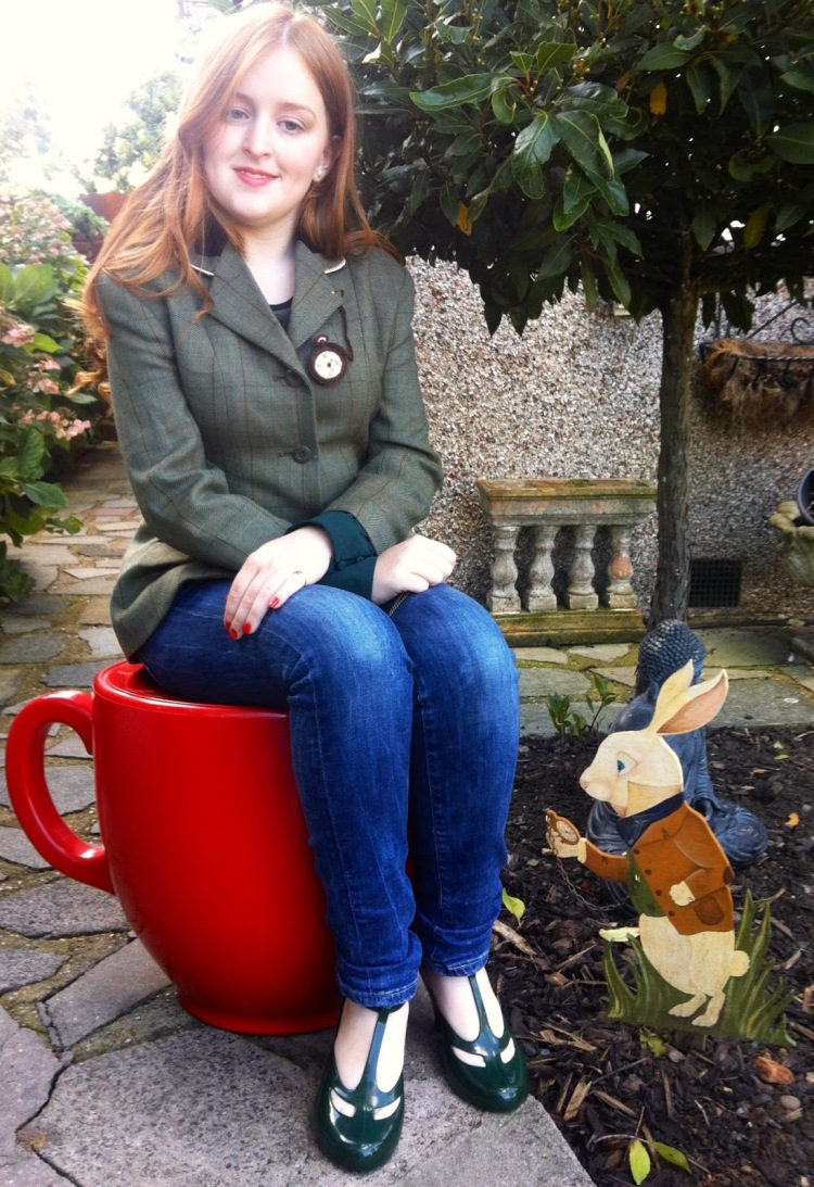 Alice in Fashion Wonderland: Support the RNIB