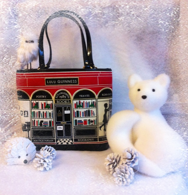 """I'm in love with a brand called """"Lulu Guinness"""""""