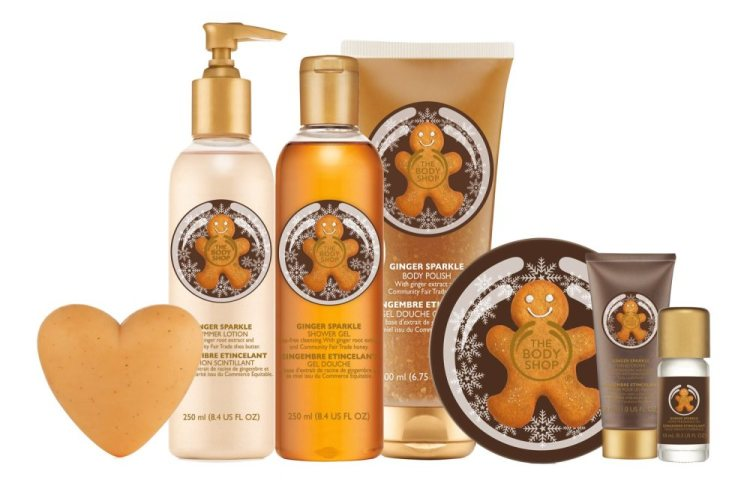 Body_Shop_Ginger_Sparkle_Christmas_Collection
