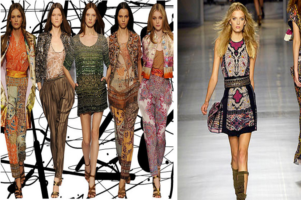 Becoming Bohemian Fashioneyesta S Guide To Boho Fashion
