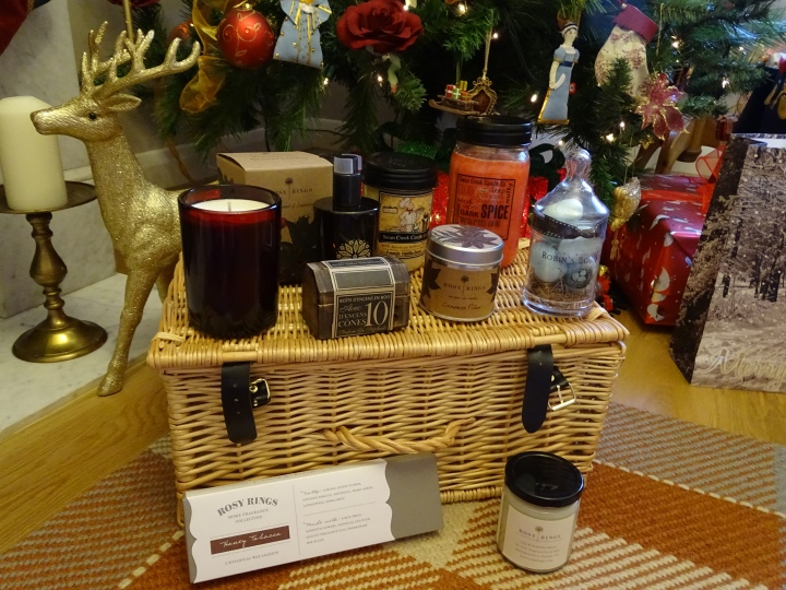 A Hamper of Delights from Old Stable Store