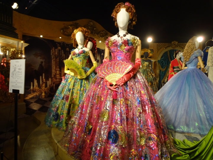 Image of the stepsister's dress