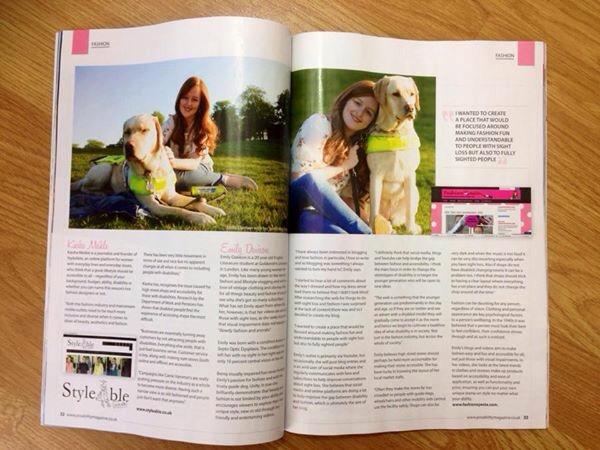 Fashioneyesta in PosabilityMagazine