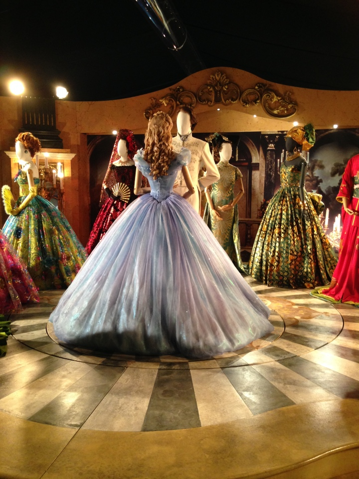 Image of Cinderella's dress