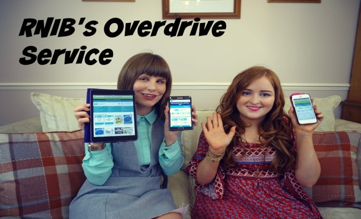 Talking RNIB's Overdrive Service