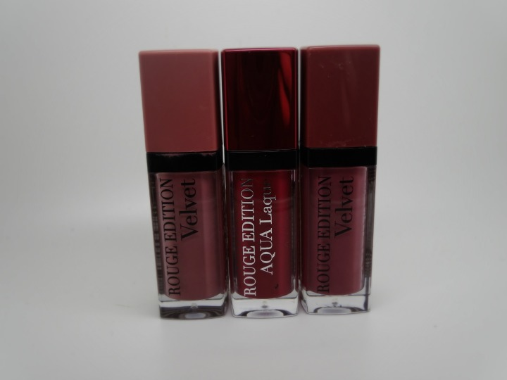 Bourjois Rouge Edition Lip Products: Review
