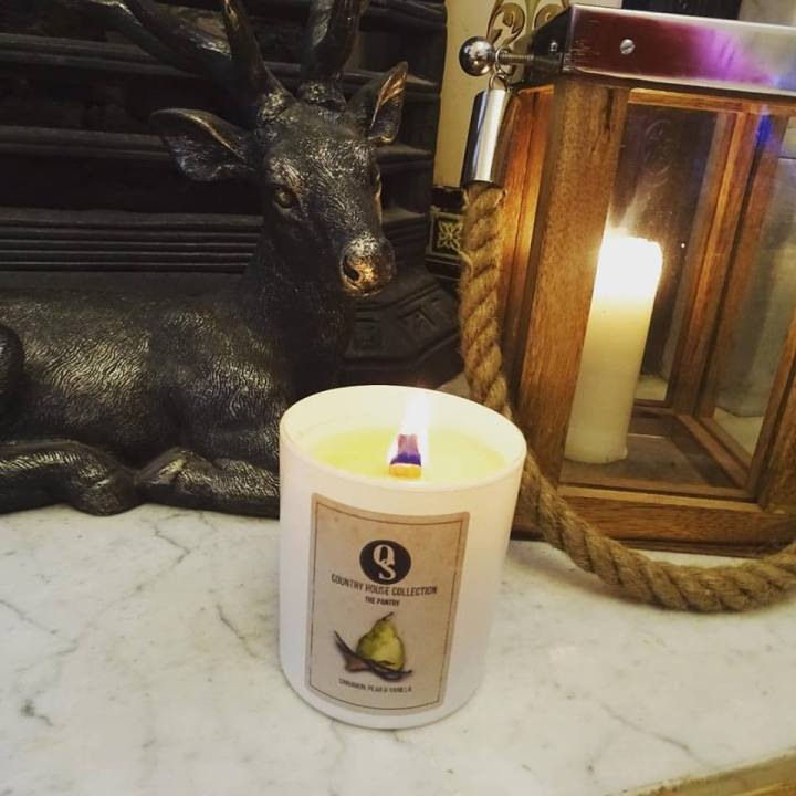 The Old Stable Store's Country House Collection Candles: Review*