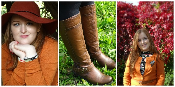 Outfit of the Day: Autumn Wanderings