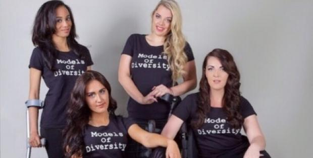 Support Models of Diversity and Sign Their Petition for Disability Representation in Fashion