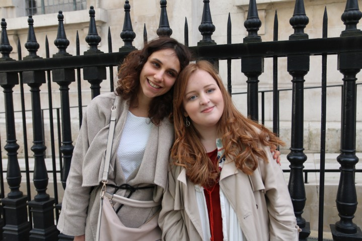 When Emily Davison Met Bianca Von Stempel: Visually Impaired Fashion Blogger Meets Visually Impaired Fashion Designer