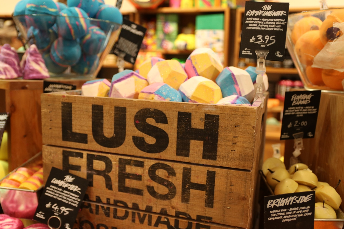 Lush Bromley Fathers Day Bloggers Event #lushbromleymen
