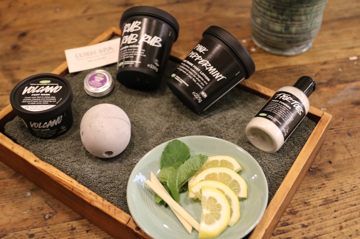 Lush Oxford Street Spa The Spell Treatment: Review