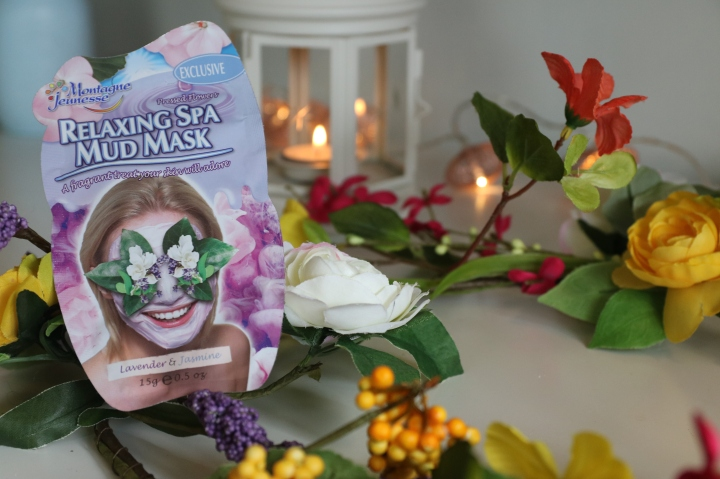 Montagne Jeunesse Lavender and Jasmine Relaxing Spa Mud Mask: Review