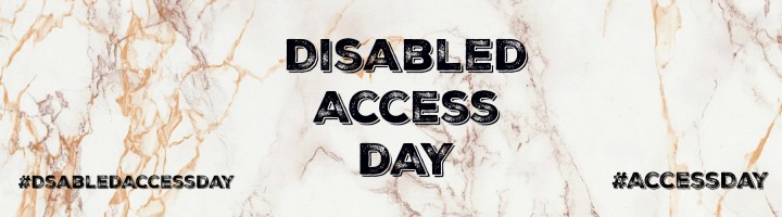 The Fashion Industry and Disability #DisabledAccessDay #AccessDay