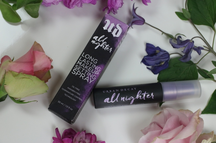 The Revamped Urban Decay All Nighter Setting Spray *