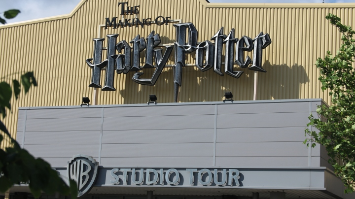 My Visit to the Harry Potter Studio Tour
