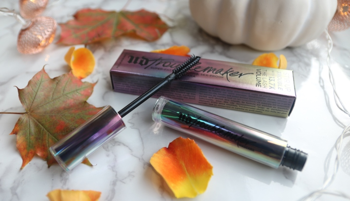 Urban Decay Troublemaker Mascara: Review *