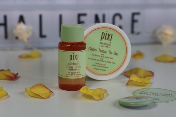 Get Your Glow On with Pixi #GlowTonicChallenge *