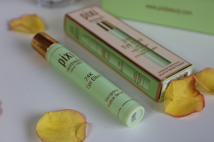 Pixi 24K Eye Elixir: Review