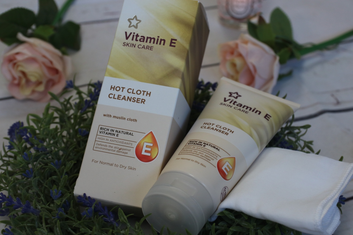 Superdrug Vitamin E Hot Cloth Cleanser: Review *