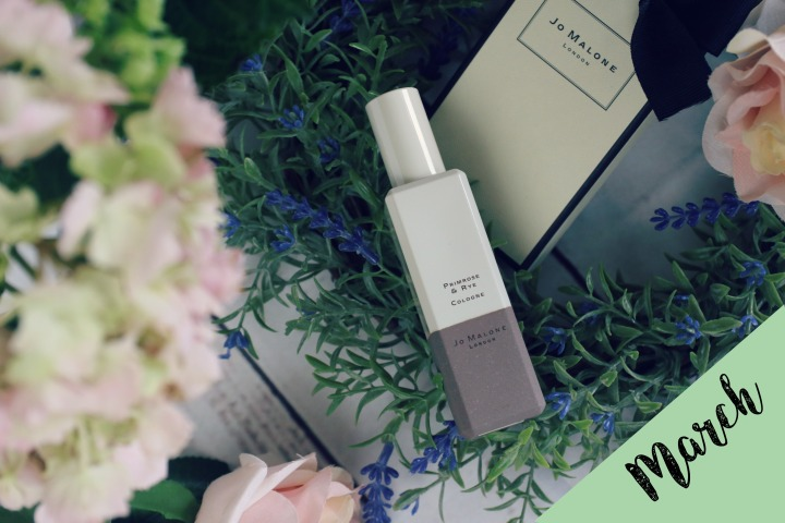Scent of the Month: Jo Malone Primrose & Rye Cologne
