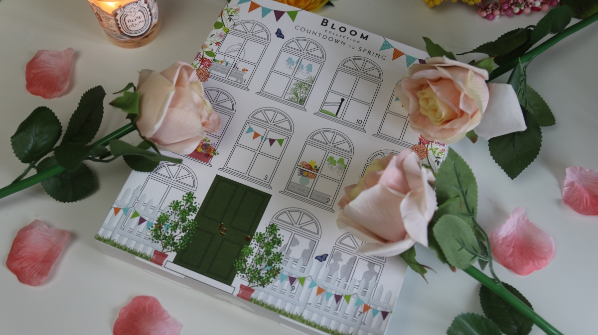 Opening the Superdrug Bloom Countdown to Spring Calendar *