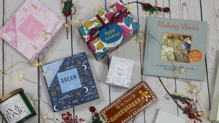 Christmas Gift Guide 2018: Beauty and Lifestyle