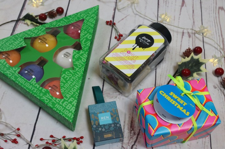 Beauty Stocking Filler Gift Guide Under £15