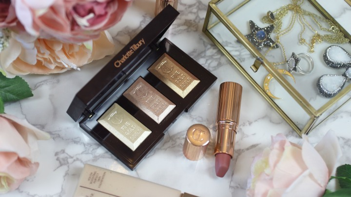 Charlotte Tilbury Bar of Gold Palette *
