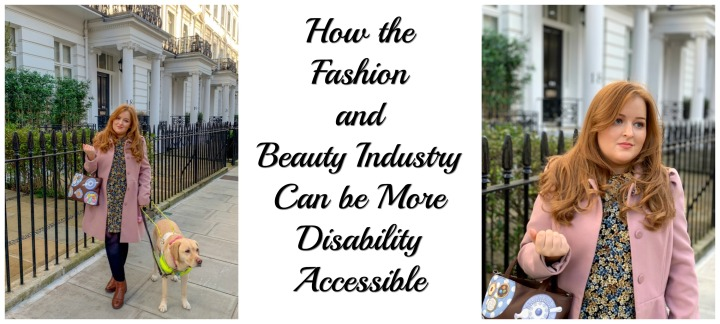 How Fashion and Beauty Brands Can Be More Disability Accessible