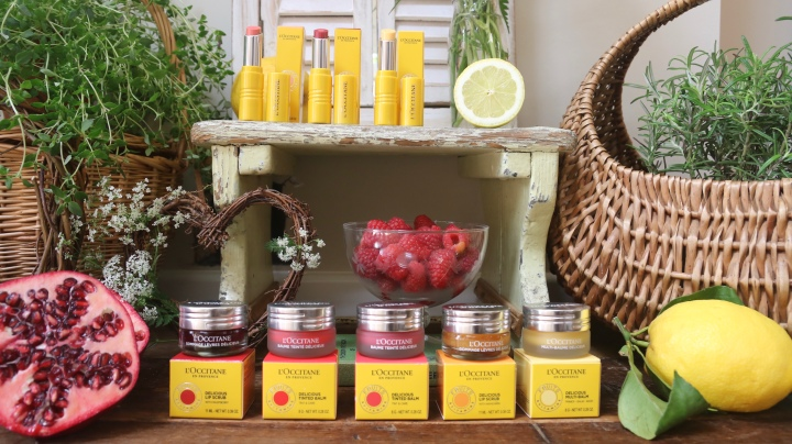 Some New Fruity L'Occitane Launches 2019*