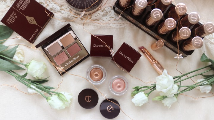 New Charlotte Tilbury Glowgasm Eye Products*