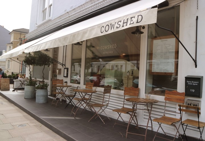 Cowshed Signature Facial Spa Treatment: Review