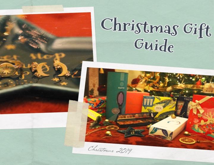 Christmas Gift Guide 2019: ForHer*